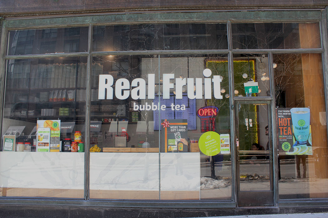 Real Fruit - Be Real